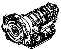ZF5HP19FL, 5HP19HL, 01V<br>5-Speed Automatic Transmission<br>FWD, Electronic Control<br>Manufacturer: ZF 1995-2009