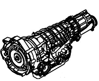 ZF5HP24A, 01L<br>5-Speed Automatic Transmission<br>AWD, Full Eletronic Control<br>Manufacturer: ZF 1996-2009