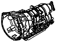 ZF6HP26, 6HP26X, 6HP26Z, GA6HP26Z<br>6-Speed Automatic Transmission<br>RWD, Eletronic Control<br>Manufacturer: ZF 2003-up