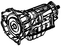 6L45, 6L45E<br>6-Speed Automatic Transmission<br>RWD & AWD, Eletronic Control<br>Manufacturer: General Motors 2007-up