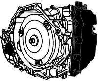 6T50, MHK, MHJ, MNM<br>6-Speed Automatic Transmission<br>FWD, AWD, Eletronic Control<br>Manufacturer: General Motor 2008-up