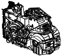 6T70, 6T75, M7U, M7W<br> 6-Speed Automatic Transmission<br>FWD, Eletronic Control<br>Manufacturer: General Motors 2007-up