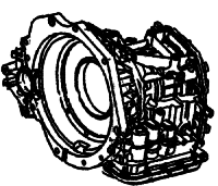 AW81-40LE, 81-40LS, MPE<br>4-Speed Automatic Transmission<br>FWD, Electronic Control<br>Manufacturer: Toyota 2002-up