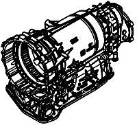 ZF8HP55, 8HP55A, 8HP55A HIS <br>8-Speed Automatic Transmission<br> FWD & AWD, Electronic Control<br>Manufacturer: ZF 2008-up