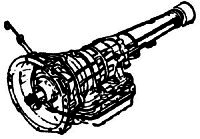A20<br>2-Speed Automatic Transmission<br>RWD, Hydraulic Control<br>Manufacturer: Toyota 1968-1975