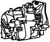 A24A, A2YA, M24A, P24A, S24A<br>4-Speed Automatic Transmission, 3 Shaft<br>FWD, Eletronic & Hydraulic Control<br>Manufacturer: Honda 1992-1997