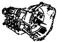 A44DE, A44DL, A45DE, A46DE, A46DF<br>4-Speed Automatic Transmission<br>RWD, Eletrical & Hydraulic Control<br>Manufacturer: Aisin Warner 1977-2011