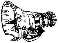 A500, 40RH, 40RE, 42RH, 42RE, 44RE<br>4-Speed Automatic Transmission<br>RWD & AWD, Hydraulic & Eletronic Control<br>Manufacturer: Chrysler 1988-2011