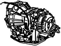 A541E<br>4-Speed Automatic Transmission<br>FWD, Eletronic Control<br>Manufacturer: Toyota 1994-2003