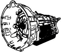 A960E, A960F, TB-65SN, TB65SN<br>6-Speed Automatic Transmission<br>RWD, Eletronic Control<br>Manufacturer: Toyota 2006-up