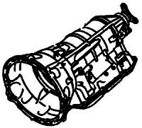 AA80E, LS460, LS470<br>8-Speed Automatic Transmission<br>RWD, Electronic Control<br>Manufacturer: Aisin Warner 2007-up