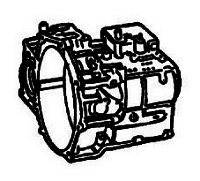 AD8<br>4-Speed Automatic Transmission<br>FWD, Full Eletronic Control<br>Manufacturer: Renault 1989-1998