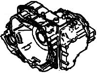 AF13, AF17, MKII<br>4-Speed Automatic Transmission<br>FWD, Eletronic Control<br>Manufacturer: Aisin Warner 1992-2007