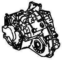 AF20, AF22, AF14<br>4-Speed Automatic Transmission<br>FWD, Eletronic Control<br>Manufacturer: Aisin Warner 1996-2007