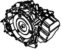 AF23, AF23-5, AF33-5, AW50, AW51, SU1<br>5-Speed Automatic Transmission<br>FWD, Eletronic Control<br>Manufacturer: Aisin Warner 1999-2014