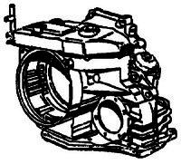 ATX<br>3-Speed Automatic Transmission<br>FWD, FLC, Hydraulic Control<br>Manufacturer: Ford 1981-1994