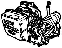 AX4N, 4F50N<br>4-Speed Automatic Transmission<br>FWD, Eletronic Control<br>Manufacturer: Ford 1997-2007