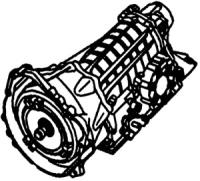 BTR72, BTR74LE, BTR93LE, BTR97LE, ION<br>4-Speed Automatic Transmission<br>RWD & AWD, Electronic Control<br>Manufacturer: BTR 1989-up