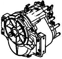 BW70C, BW71C, BW72C, BW73C<br>1-Speed  Automatic Transmission<br>RWD Hydraulic Control <br> Manufacturer: BorgWarner
