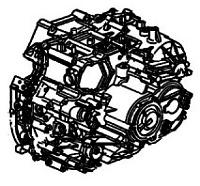 BYFA, MDX, BK4A, BT3A, PN3A, PSFA<br>5-Speed Automatic Transmission<br>AWD, Eletronic Control<br>Manufacturer: Honda 2007-up