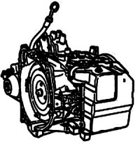 CD4E, LA4A-EL, 4F44E, L4AEL<br>4-Speed Automatic Transmission<br>FWD, Lock-Up, Full Electronic Control<br>Manufacturer: Ford 1993-2007