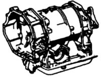 MERC108, MERC109, DB, Daimler Benz<br>4-Speed Automatic Transmission<br>RWD, Hydraulic Control<br>Manufacturer: Mercedes-Benz  1959-1971