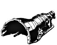 Dyna-Flow, Dynaflow<br>2-Speed Automatic Transmission<br>RWD, Hydraulic Control<br>Manufacturer: General Motors  1948-1963