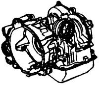 F4A-1C, F4A1C, F4A1D, W4A1D, W4A1C<br>4-Speed Automatic Transmission<br>AWD & RWD, Eletronic Control<br>Manufacturer: Mitsubishi 2000-up