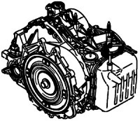 F5A-51, F5A5A, F5A51, F5A-42, F5A42<br>5-Speed Automatic Transmission<br>FWD, Lock-Up, Electronic Control<br>Manufacturer: Mitsubishi 2000-2009