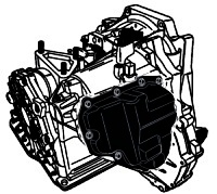 FNR5, FS5A-EL, FS5AEL<br>5-Speed Automatic Transmission<br>FWD, Full Electronic Control<br>Manufacturer: Ford 2005-up