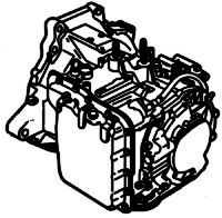 G4A-EL, G4A-HL, GF4EAT, GF4A-EL<br>4-Speed Automatic Transmission<br>FWD, Electronic & Hydraulic Control<br>Manufacturer: Mazda 1987-2004