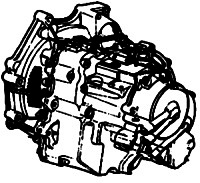 G4, L5<br>4-Speed Automatic Transmission<br>FWD, Eletronic & Hydraulic Control<br>Manufacturer: Honda 1982-1987