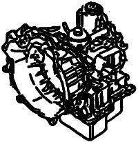JF402E, JF405E<br>4-Speed Automatic Transmission<br>FWD, Eletronic Control<br>Manufacturer: Jatco 1999-2013