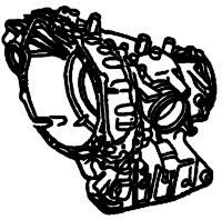 JF403E, LJ4A-EL<br>4-Speed Automatic Transmission<br>FWD, Eletronic Control<br>Manufacturer: Jatco 1990-2011