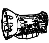 JR403E<br>4-Speed Automatic Transmission<br>RWD, Eletronic Control<br>Manufacturer: Jatco 1988-2001