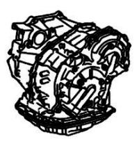 K110, K111<br>CVT Automatic Transmission<br>FWD & AWD, Eletronic Control<br>Manufacturer: Aisin Warner 2003-up