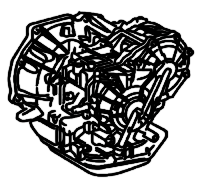 K210, XA-15LN, XA15LN<br>CVT Automatic Transmission<br>FWD & AWD, Eletronic Control, Converter<br>Manufacturer: Aisin Warner 2002-up