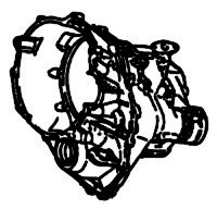 KM175, KM176, KM177<br>4-Speed Automatic Transmission<br>FWD, Lock-Up & Non Lock-Up<br>Manufacturer: Mitsubishi 1989-1994