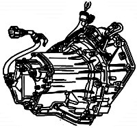M47A, MPOA, MPXA, PX4B<br>4-Speed Automatic Transmission<br>FWD, Eletronic Control<br>Manufacturer: Honda 1990-1998