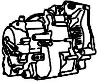 M4TA, MDLA, MDMA, S4TA<br>4-Speed Automatic Transmission<br>FWD, 3 Shaft, Electronic & Hydraulic Control<br>Manufacturer: Honda 1997-2001