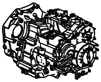 M7WA, B7WA, BDGA, BGFA, MGFA<br>5-Speed Automatic Transmission<br>FWD, Eletronic Control<br>Manufacturer: Honda 2000-2004