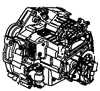 M9DA<br>5-Speed Automatic Transmission<br>FWD, Eletronic Control<br>Manufacturer: Honda 2012-up