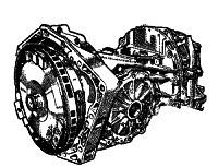 MJ1, MJ3<br>3-Speed Automatic Transmission<br>FWD In Line Eletronic Control<br>Manufacturer: Renault  1983-1986