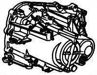 MR9A<br>4-Speed Automatic Transmission<br>FWD, 3 Shaft, Eletronic Control<br>Manufacturer: Honda 1991-2005