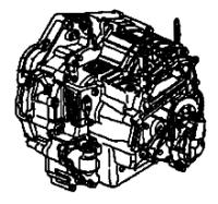 MRMA, MCTA, MCLA, BCLA<br>5-Speed Automatic Transmission<br>FWD, Eletronic Control<br>Manufacturer: Honda 2002-2013