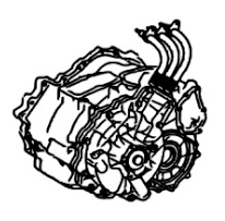P110, P111<br>Variable Speed Hybrid<br>FWD, Eletronic Control<br>Manufacturer: Toyota 2000-2001