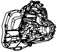 PA0, PK0<br> 6-Speed Robotised  Transmission<br> FWD, Semi-Automatic <br> Manufacturer: Renault 2003-up