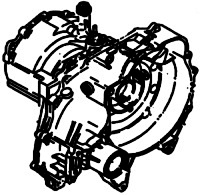 RE0F05A<br>ECVT Automatic Transmission<br>FWD & AWD, Variable Ratio, Eletronic Control<br>Manufacturer: Jatco 1987-1999