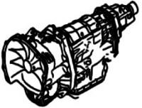 R4AX-EL, R4AXEL<br>4-Speed Automatic Transmission<br>RWD & AWD, Full Electronic Control<br>Manufacturer: Subaru 1998-up