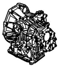 RE4F03A, RL4F03A, RE4F03B, RE4F03V<br>4-Speed Automatic Transmission<br>FWD, Electronic & Hydraulic Control<br>Manufacturer: Nissan 1991-2001